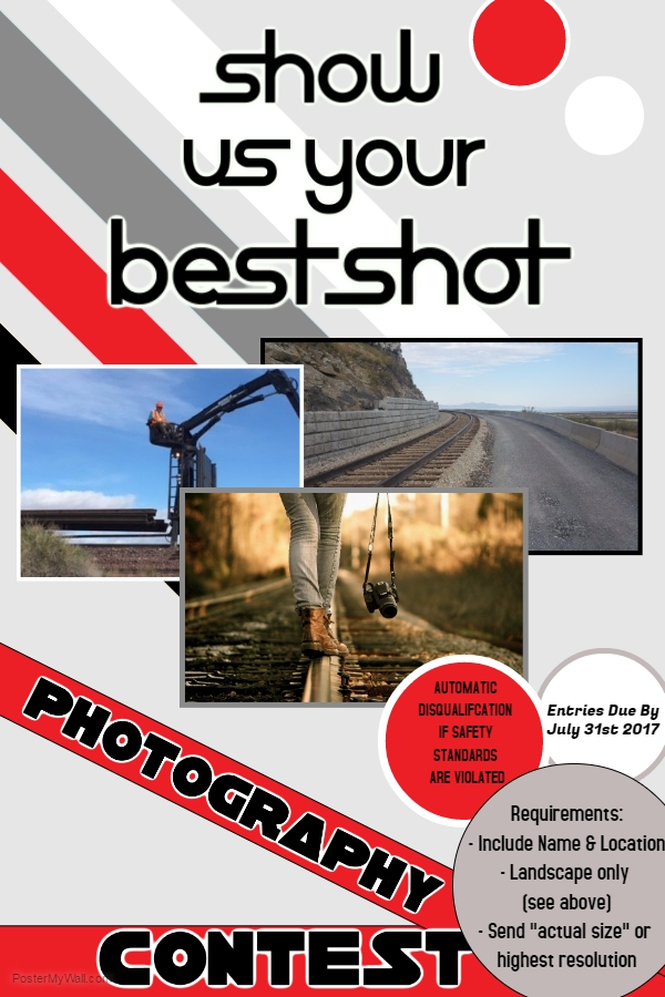 Copy Of Photography Contest Poster Omaha Track