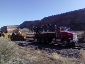 Rail Change out